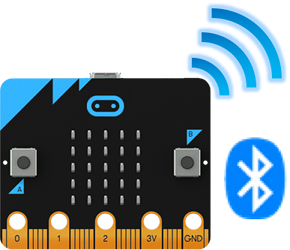 bluetooth de microbit